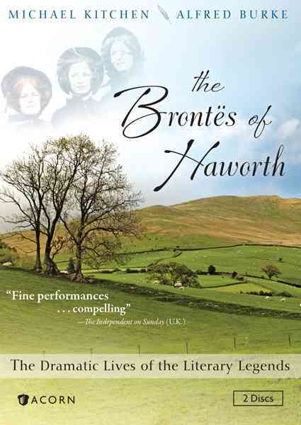 BRONTES OF HAWORTH BY BURKE,ALFRED (DVD)