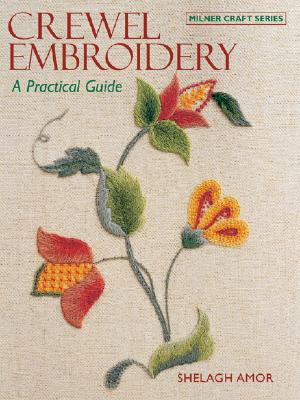 Crewel Embroidery By Amor, Shelagh